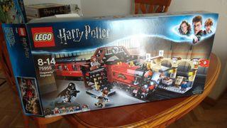 Caja de Lego Hogwarts Express Harry Potter