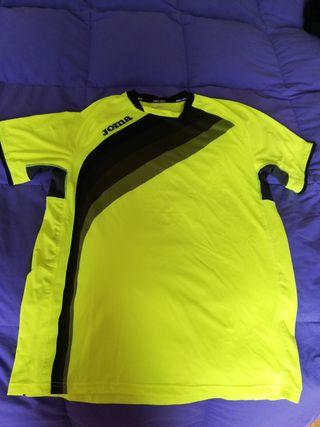 camiseta técnica Joma