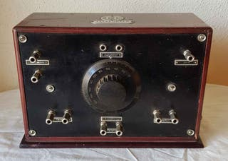 RADIO DE GALENA TELEFUNKEN