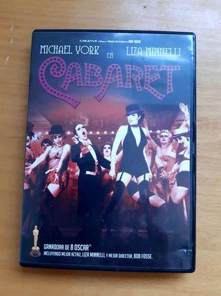 DVD «Cabaret»