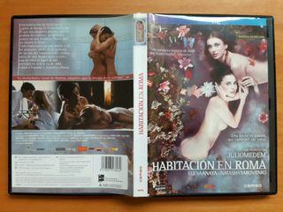 DVD «Habitación en Roma»