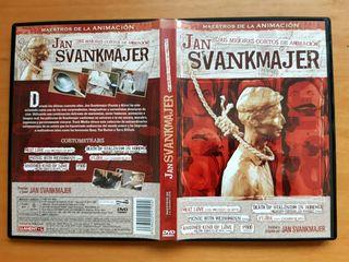DVD «maestros de la animación»