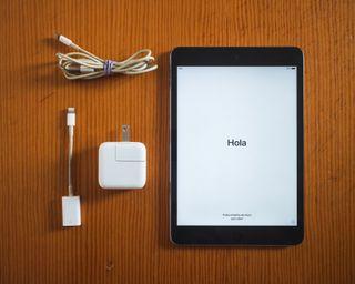 iPad mini 2 (2013). 16 GB. Wifi. Gris