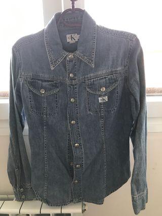 Camisa vaquera Calvin Klein Jeans
