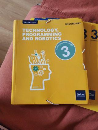 Technology, Programming and Robotics libros