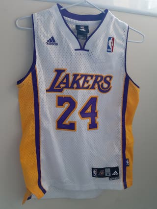 camiseta baloncesto original lakers kobe bryant