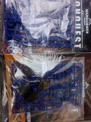 Warhammer conquest 58 y 59 pack