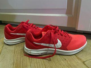 Zapatillas Nike running rosas
