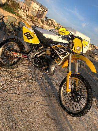 Gas gas 250cc ec 2004