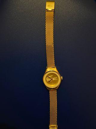 Reloj Lacoste auténtico