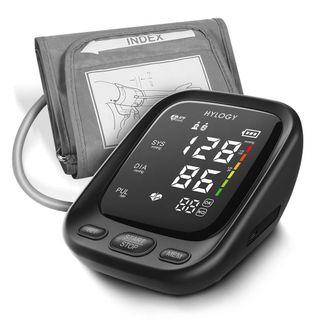 Tensiómetro de Brazo, Monitor de Presión Arterial