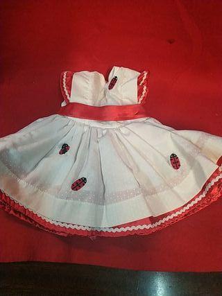 traje de mariquita perez reedición