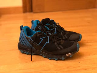 Vendo zapatillas de trail raidlight