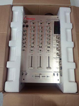 Vestax PCV-275 Mesa de mezclas