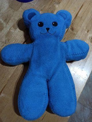 Oso peluche azul Ikea Unicef