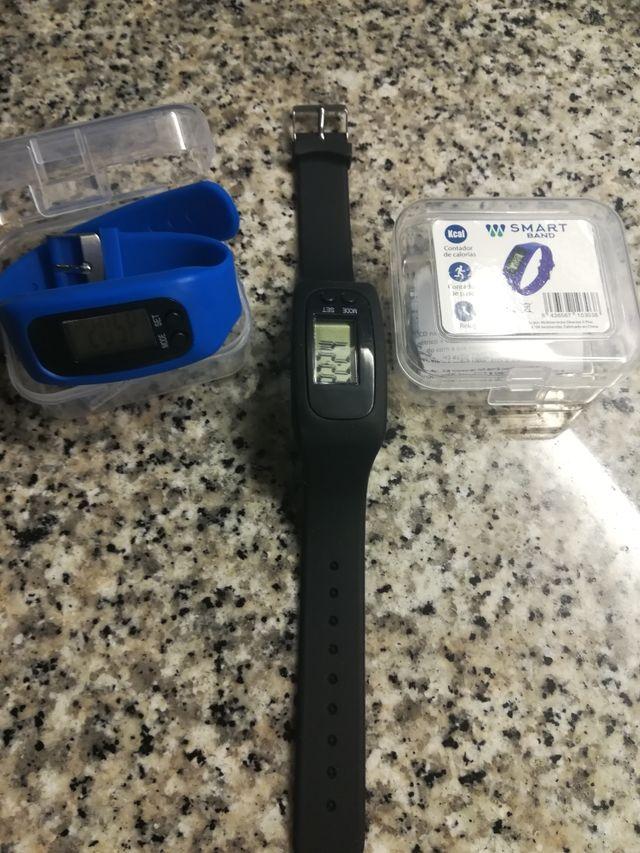 reloj smart band