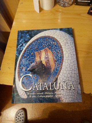 Libros CATALUÑA EL MEDIO NATURAL. HISTORIA TURISMO