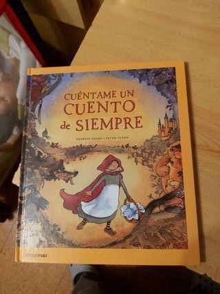 Libros CUENTAME UN CUENTO DE SIEMPRE