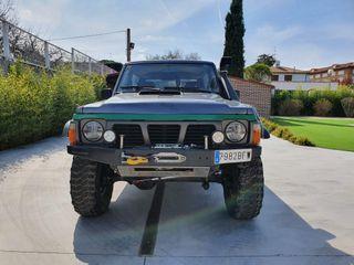 Nissan Patrol Gr Y 60 de 1991