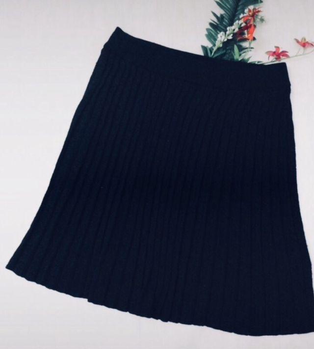 Conjunto falda y camiseta.