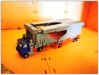 Transformers G1 Micromasters Transport Overload