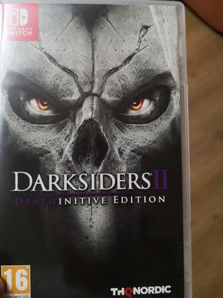 darksider 2 nintendo switch