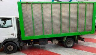 Nissan Cabstar 35.13 basculante camion furgoneta