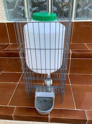 Bebedero para perros o gatos capacidad8 litros