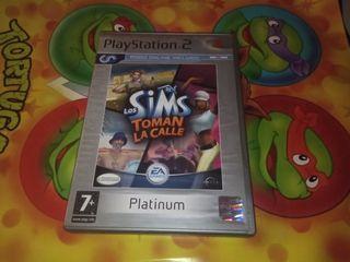 Los Sims toman la calle (Platinum) para PS2