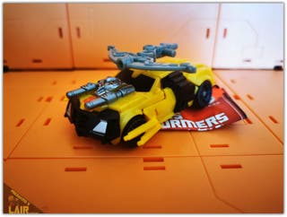 Transformers Prime Beast Hunter Legion Bumblebee
