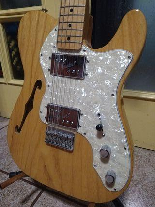 guitarra Fender Telecaster Thinline
