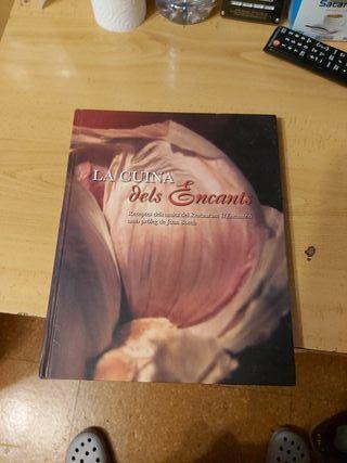 Libros LA CUINA DELS ENCANTS JOAN BOSCH