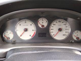 Peugeot 406 HDI cuadro indicadores