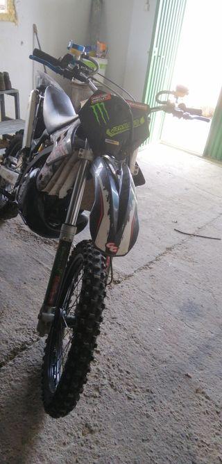 gas gas ec 250 cc año 2002
