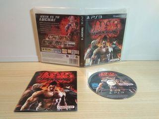 Tekken 6. Playstation 3