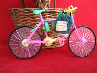 Bicicleta de Ken.
