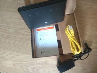 Router LTE Huawei B310 LIBRE Internet 4g vía wifi