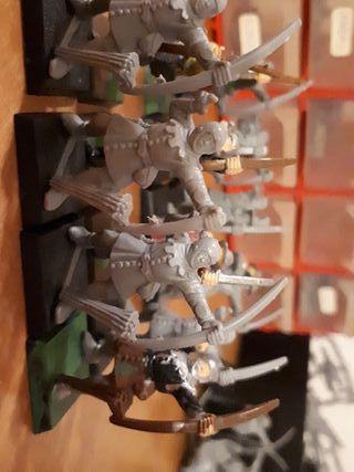 arqueros warhammer