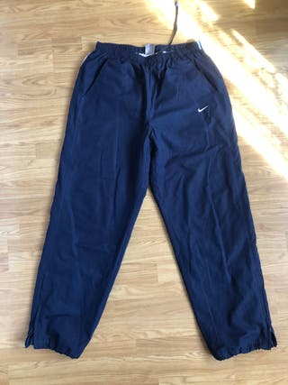 Nike big logo pants