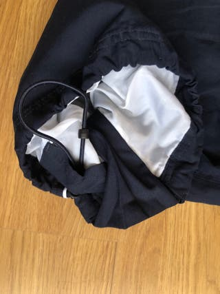 Nike big logo pants