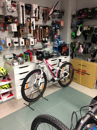 Bicicleta Scott Contessa Talla XS