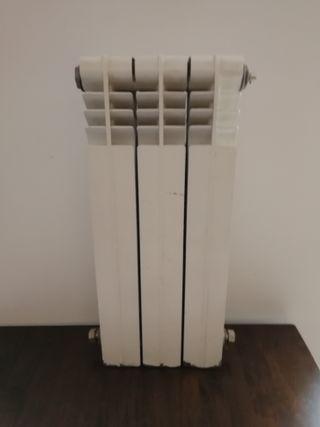 radiador 3 elementos baño