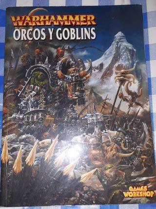 reglamento warhammer orcod y goblins