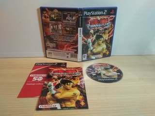 Tekken 5. PS2