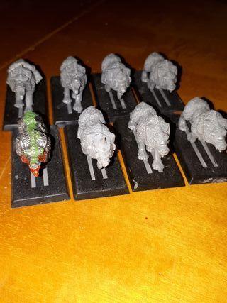 lobos warhammer