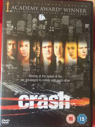 DVD crash