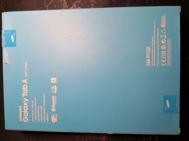 """Tablet Samsung Galaxy TAB A 9'7"""" 16GB wi-fi"""