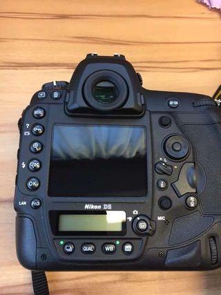 Boîtier Nikon D5