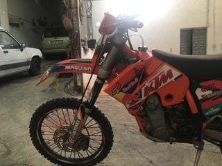 Ktm400 enduro