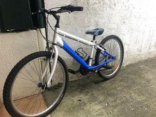 Bicicleta junior 9 a 12 años.